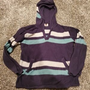 Tea Collection Chosun Striped Pullover Blue Boys 6